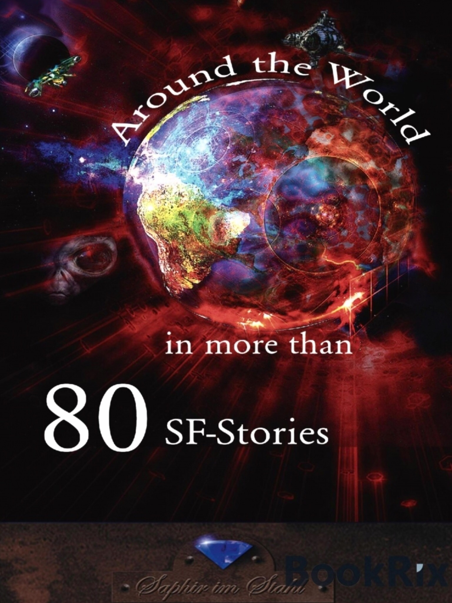 Around the world in 80 SF stories